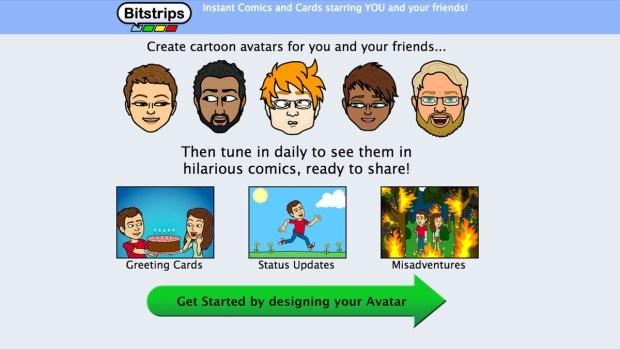 bitstrips facebook 620x349 Bitstrips invade Facebook e lApp Store con le sue simpatiche scenette