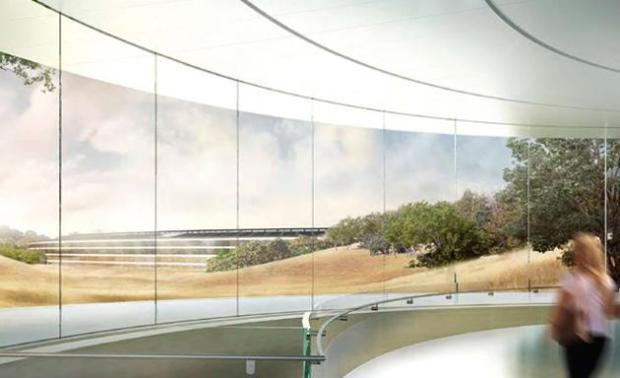campus apple 620x378 Apple pronta al trasloco nel suo nuovo campus futuristico