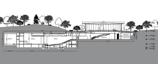 progetto nuovo campus apple 620x250 Apple pronta al trasloco nel suo nuovo campus futuristico