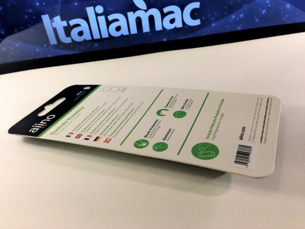 Aiino Italiamac Cover iPhone 002 620x465 Abbiamo provato le cover Aiino Steel (con parti in alluminio) e Rubber (materiale plastico)