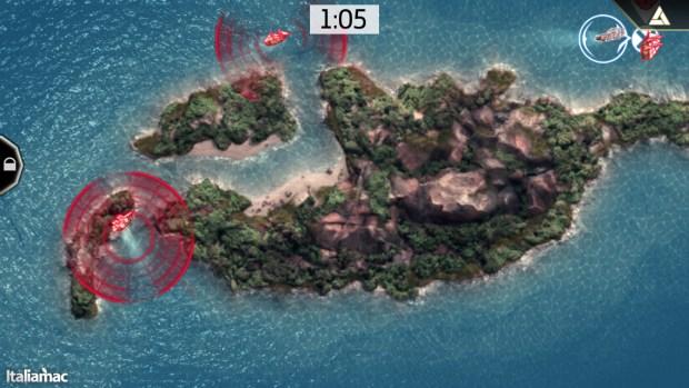 Alcune missioni richiedono la mappa1 620x349 Assassins Creed: Pirates, recensione e gameplay