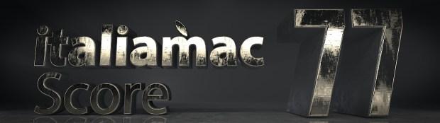ItaliaMac Score 77 620x174 Assassins Creed: Pirates, recensione e gameplay