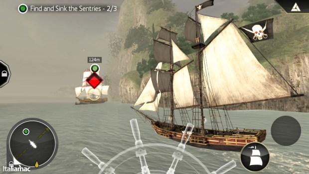 Mi hanno visto... 620x349 Assassins Creed: Pirates, recensione e gameplay