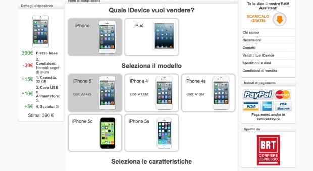 valutazione 620x340 Procede l'operazione di acquisto in contanti di  iPhone e iPad lanciata da BuyDifferent