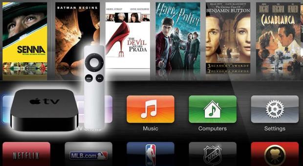 Apple TV 620x339 Apple TV guadagna il suo spazio sullo Store Online e potrebbero arrivare i videogiochi