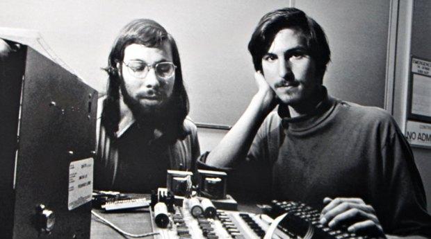 Steve-Wozniak-Steve-Jobs