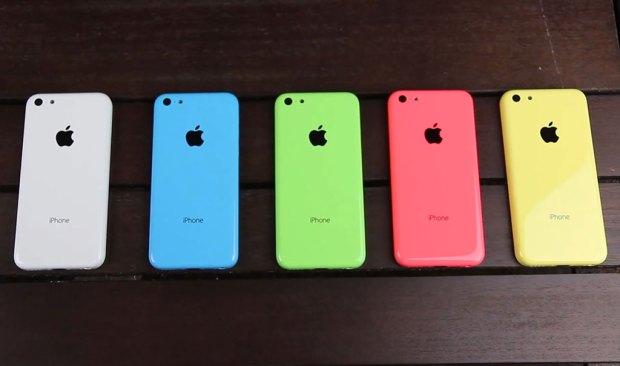 iphone 5c colori opzioni 620x366 Colori degli iPhone 5S e 5C, vincono grigio siderale e blu