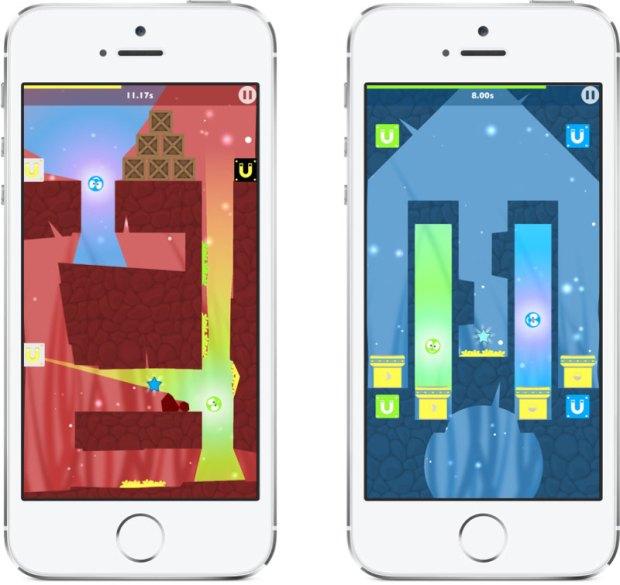 luminetic land 620x585 A breve Luminetic Land con 100 puzzle basati sulla fisica su App Store