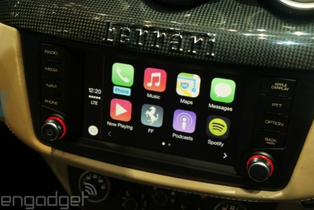 carplay 14 620x415 Apple CarPlay, galleria fotografica