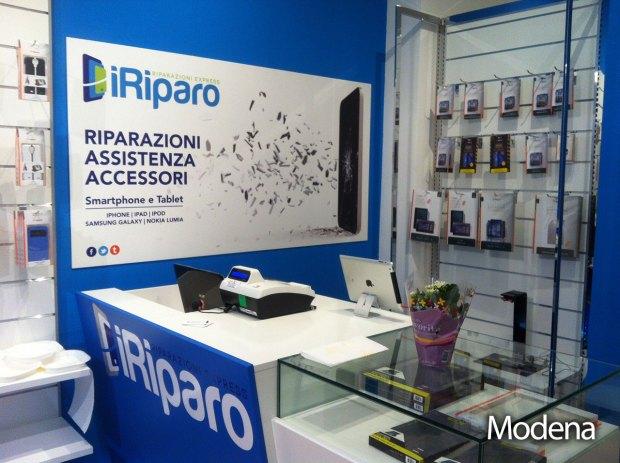 riparazione iphone Modena 620x463 iRiparo nuovo partner di Italiamac, riparazione e assistenza di iPhone, iPad, tablet, smartphone