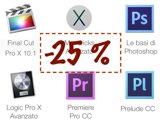 videocorsi mar 25 Videocorsi ed ebook di BuyDifferent, sconto del 25%  su tutta la collana fino al 26 marzo