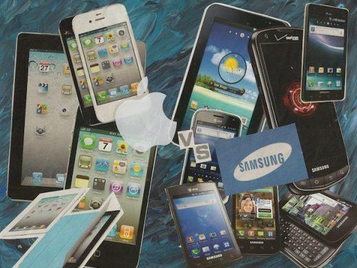 apple v samsung collage1 620x465 Nel mega processo tra Apple e Samsung, spuntano nuovi testimoni