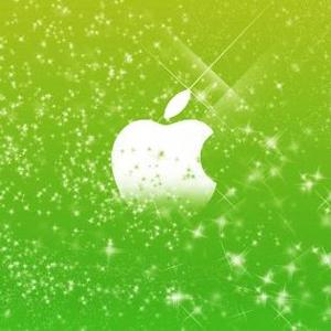 apple verde Apple: nellEarth Day 2014 tingerà di verde il logo dei propri negozi