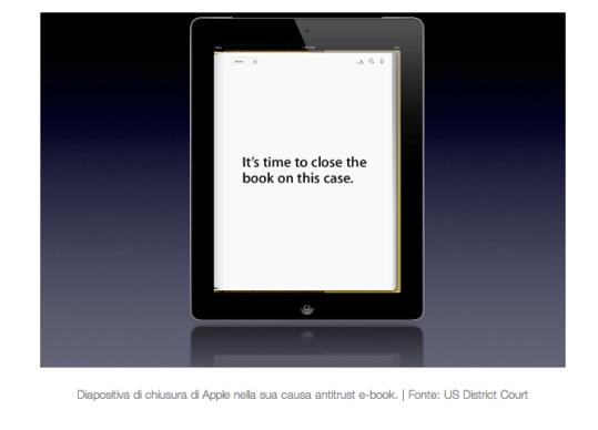 ebook 620x446 Apple: una sospensione temporanea sul caso degli eBook