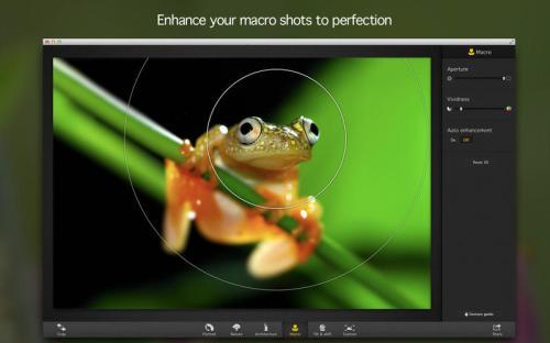 %name Focus 2: un tocco da artista con il Mac alle vostre foto