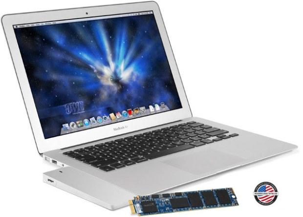 macbook air envoy aura 2 620x444 Mac troppo lento? Nell'83% dei casi non occorre cambiarlo