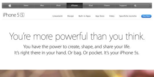 spotapplepowerful 620x310 Powerful il nuovo spot Apple per liPhone 5s