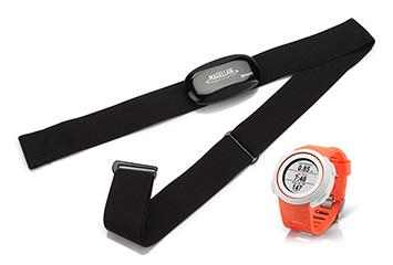 Echo with HRM 3 Item Display Image Magellan Echo, un orologio per lo sport e per il tempo libero.
