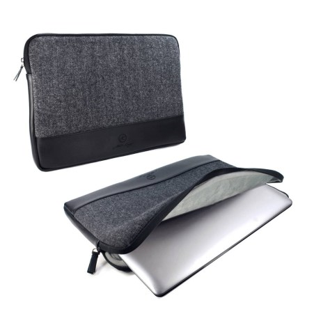austin craig laptop sleeve 15in black leather 1 620x620 I case di Alston Craig , la qualità prima di tutto.