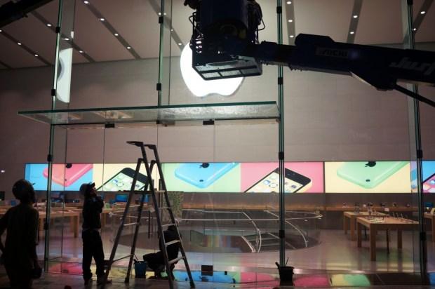 applestore1 620x412 Il 13 giugno sarà inaugurato il nuovo Apple Store Giapponese