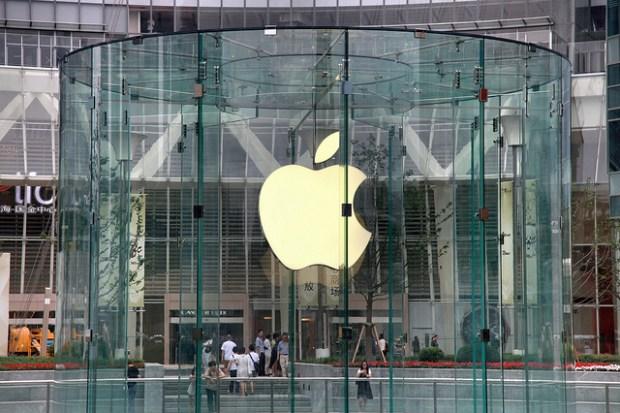 applestore5 620x413 L'Apple Store di Chongqing, in Cina, avrà un ingresso interamente in vetro