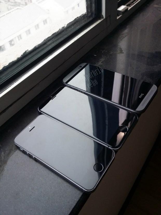 iphone6.1 620x826 Nuove immagini di presunti iPhone 6 impazzano sul web