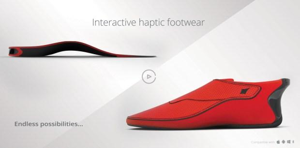 Lechal Smart Shoes 620x306 La nuova frontiera della tecnologia indossabile? Le Smart shoes!
