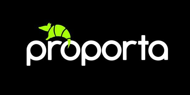 Proporta logos 620x311 Proporta: Custodia Amphibian per iPhone 5S, 100% impermeabile fino a 3 metri di profondità