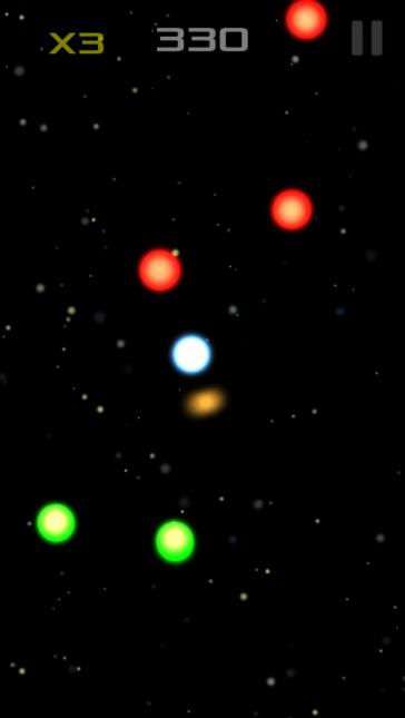 app1 620x1100 Flare Invasion, un casual game nello spazio, tra i migliori nuovi giochi arcade e azione