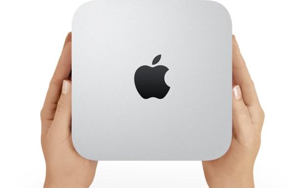 macminiapple 620x383 Apple, dopo aver aggiornato i MacBook Pro Retina, sembra pronta ad aggiornare anche la linea dei Mac Mini