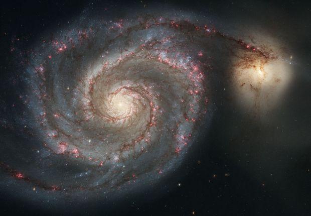 Whirpool galaxy M51 620x430 Skysafari: guardare le stelle con laiuto di iPhone