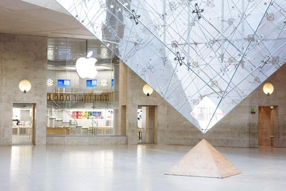 apple store in paris [Rumors] Anche negli Apple Store europei, si potrà sostituire il display delliPhone 5s