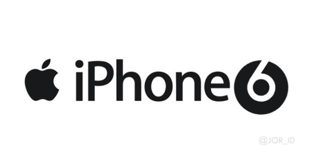 iphone6 620x320 [Rumors] Una nuova immagina su twitter, che concerne liPhone 6, questa volta riguarda la dicitura del marchio del nuovo iPhone di Apple