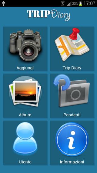 tripdiary1 Trip Diary è un Social Network che lega il mondo della fotografia con quello dei viaggi