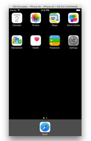 Schermata 2014 09 06 alle 19.35.15 [Rumors] Il nome iPhone Air spunta sul nuovo Xcode, potrebbe essere questo il nome del nuovo iPhone?
