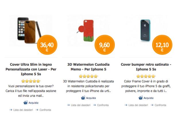 clipperStore3 620x422 Clipper Store, è tempo di saldi, il 30% su tutta la categoria Mobile