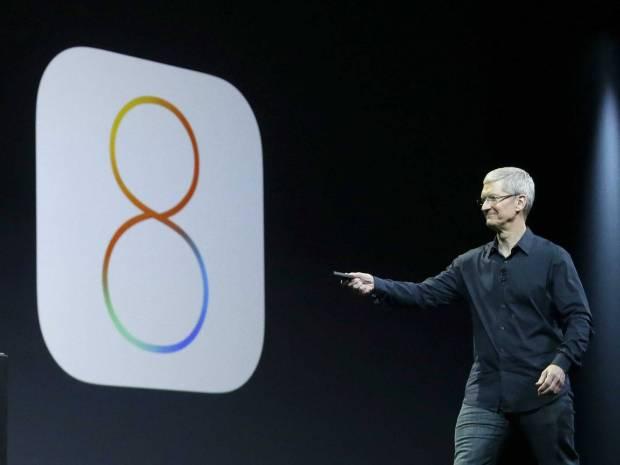 ios81 620x465 [Guida] Come prepararsi al nuovo aggiornamento iOS 8