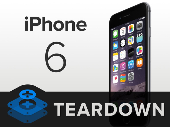 iphone4 [immagini + Video ] iFixit: iPhone 6 in tutto il suo splendore