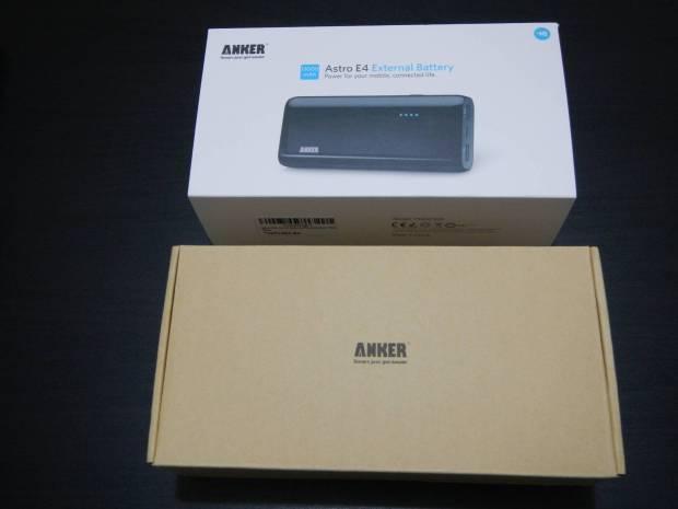ANKERBATTERY4 620x465 Anker: Batteria Esterna Astro E4 di 2da Generazione da 13000 mAh con Doppia Uscita USB