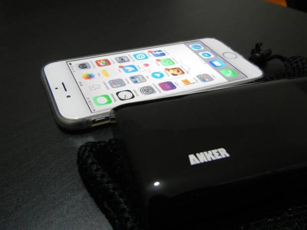 ANKERBATTERY5 620x465 Anker: Batteria Esterna Astro E4 di 2da Generazione da 13000 mAh con Doppia Uscita USB