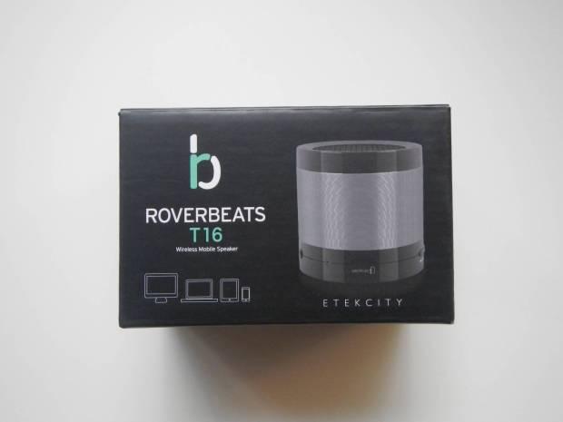 DSCN1490 620x465 Etekcity: RoverBeatsT16 Altoparlante Bluetooth / Wireless speaker portatile