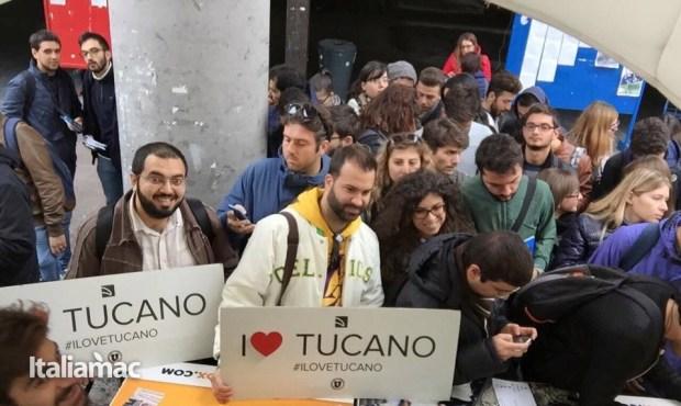 University Box Tucano politecnico bari 29 620x370 Foto: Italiamac partecipa al Tour University Box di Tucano