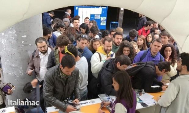 University Box Tucano politecnico bari 32 620x373 Foto: Italiamac partecipa al Tour University Box di Tucano