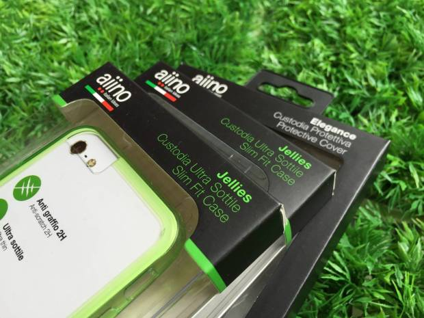 aiino4 620x465 Aiino presenta Jellies ed Elegance per iPhone 6, custodie ultra sottili: Slim Fit Case