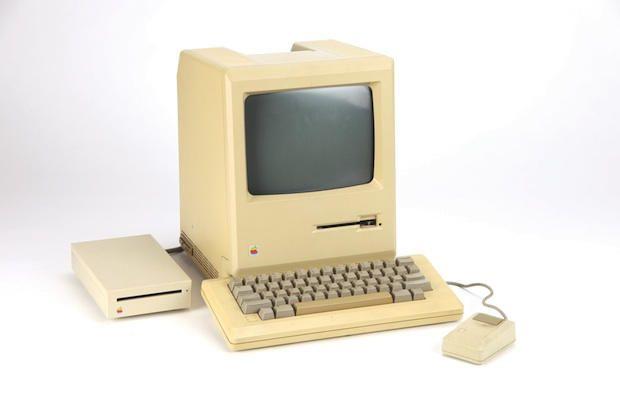 roddenberry mac plus Le memorabili aste dei prodotti Vintage marchiati Apple che ognuno di noi vorrebbe avere