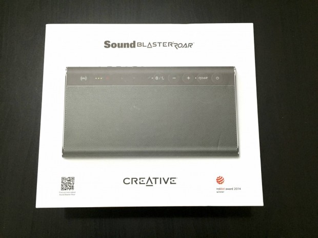 creative4 620x464 Creative Sound Blaster Roar: Speaker portatile wireless Bluetooth compatto, con NFC