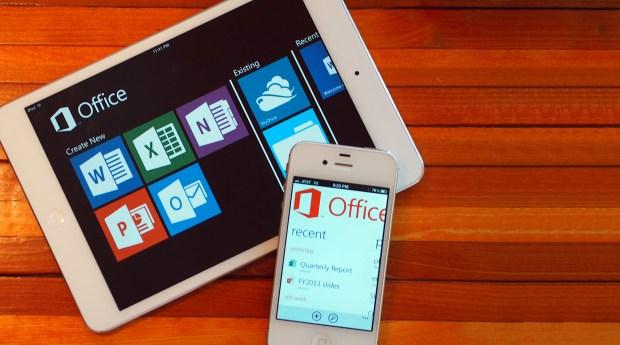 office ios 620x345 Più Office per tutti, soprattutto per iOS