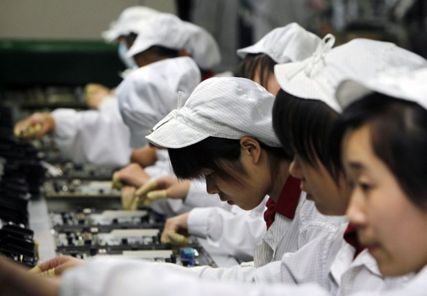 China Foxconn 620x430 BBC mette di nuovo Apple sulla graticola