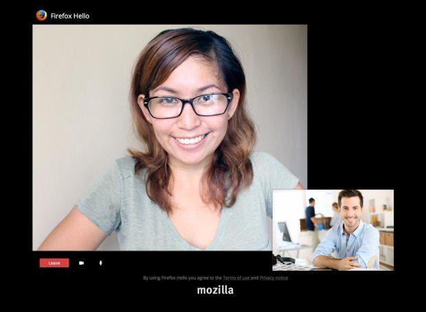 Firefox Hello Beta 620x454 Firefox Hello in Beta disponibile per essere testato