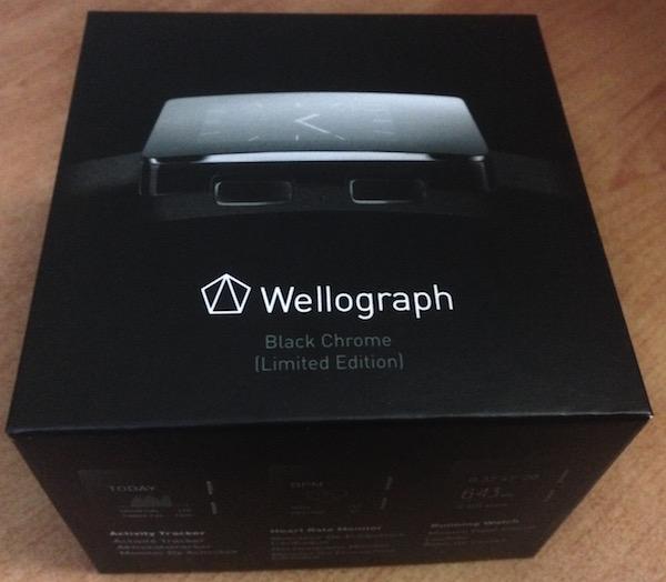 Wellograph-scatola